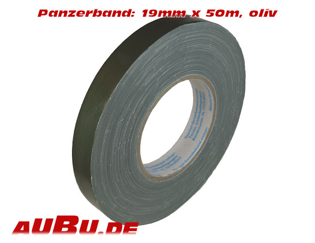 BUNDESWEHR PANZERBAND Gaffer Tape Gaffer's Tape Gaffa 2611-50-19