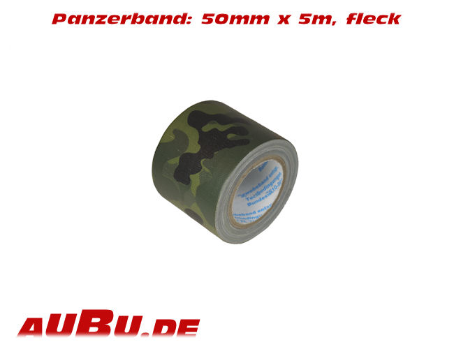 BUNDESWEHR PANZERBAND Gaffer Tape Gaffer's Tape Gaffa 2620-5-50
