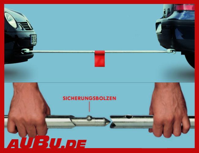 Abschleppstange Hans Herrmann bis 4600 kg HH4600