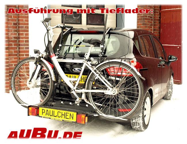 Ford B Max Paulchen Heckträger Fahrrad 814650 313