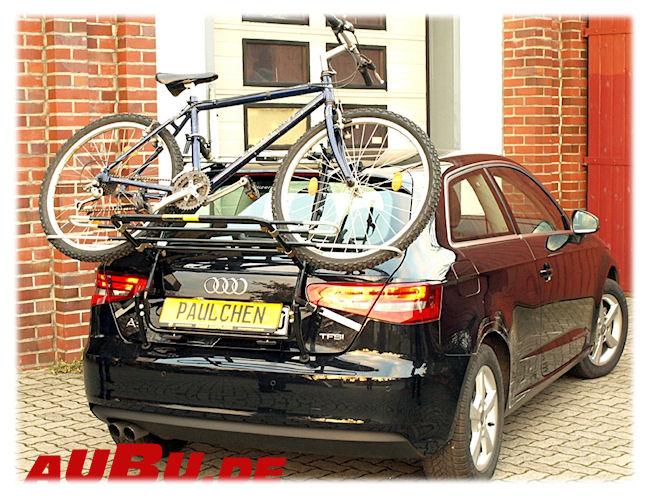 Audi A3 Paulchen Heckträger Fahrrad 810406 515